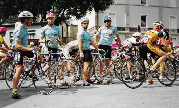 Bike Club Eppan/Bici Club Appiano Sanvit neuer Sponsor Rennen Trento-Monticolo