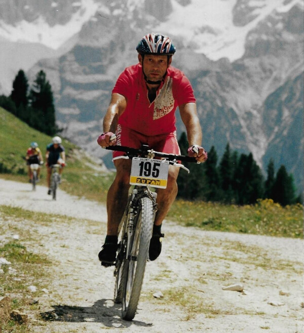 Bike Club Überetsch/Bici Club Oltradige Hans Telfner 1. Dolomiti Superbike 1995